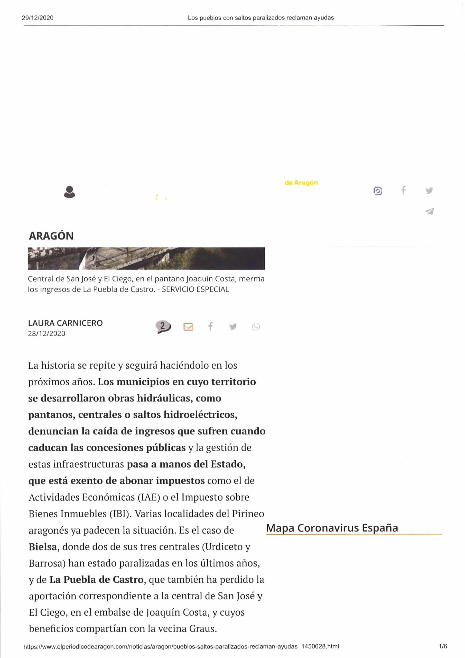Periódico de Aragón